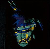 Andy Warhol, Self Portrait, 1986