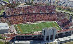 ISU football stadium