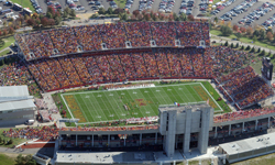 ISU football stadium